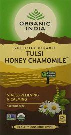 Organic India Tulsi Honey Chamomile Tea  25 TB
