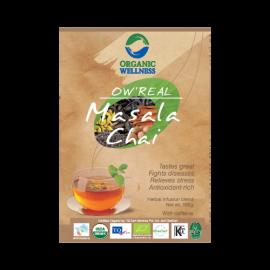 Organic Wellness Real Masala Chai