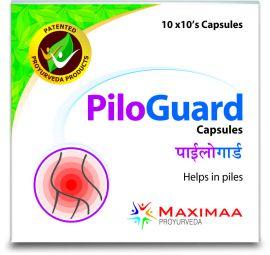 Piloguard Capsule For Piles