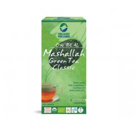 Organic Wellness Real Masala Green Tea Classic